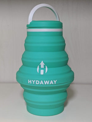 Hydaway Collapsible Water Bottle Black