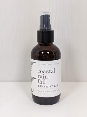 Broken Top Candle Co. Linen Spray-Coastal Rainfall
