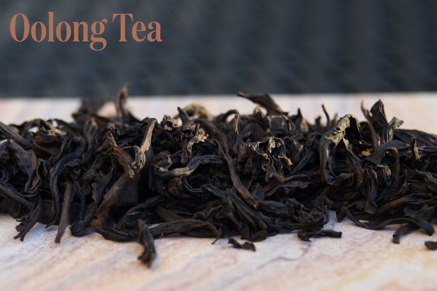 oolong tea loose leaf