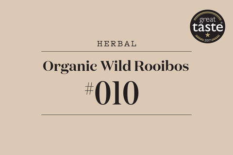 #010 Organic Wild Rooibos - Great Taste 2017 Winner!