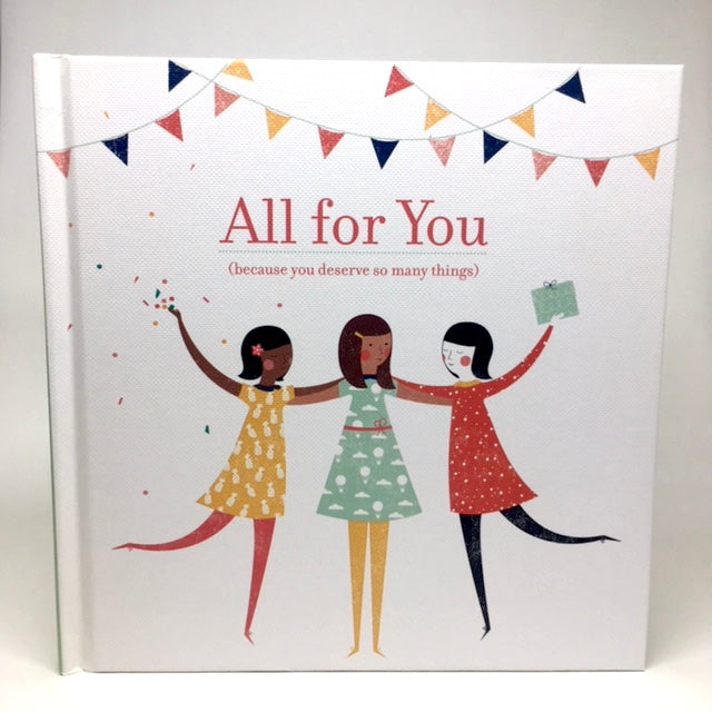 All For You gift book
