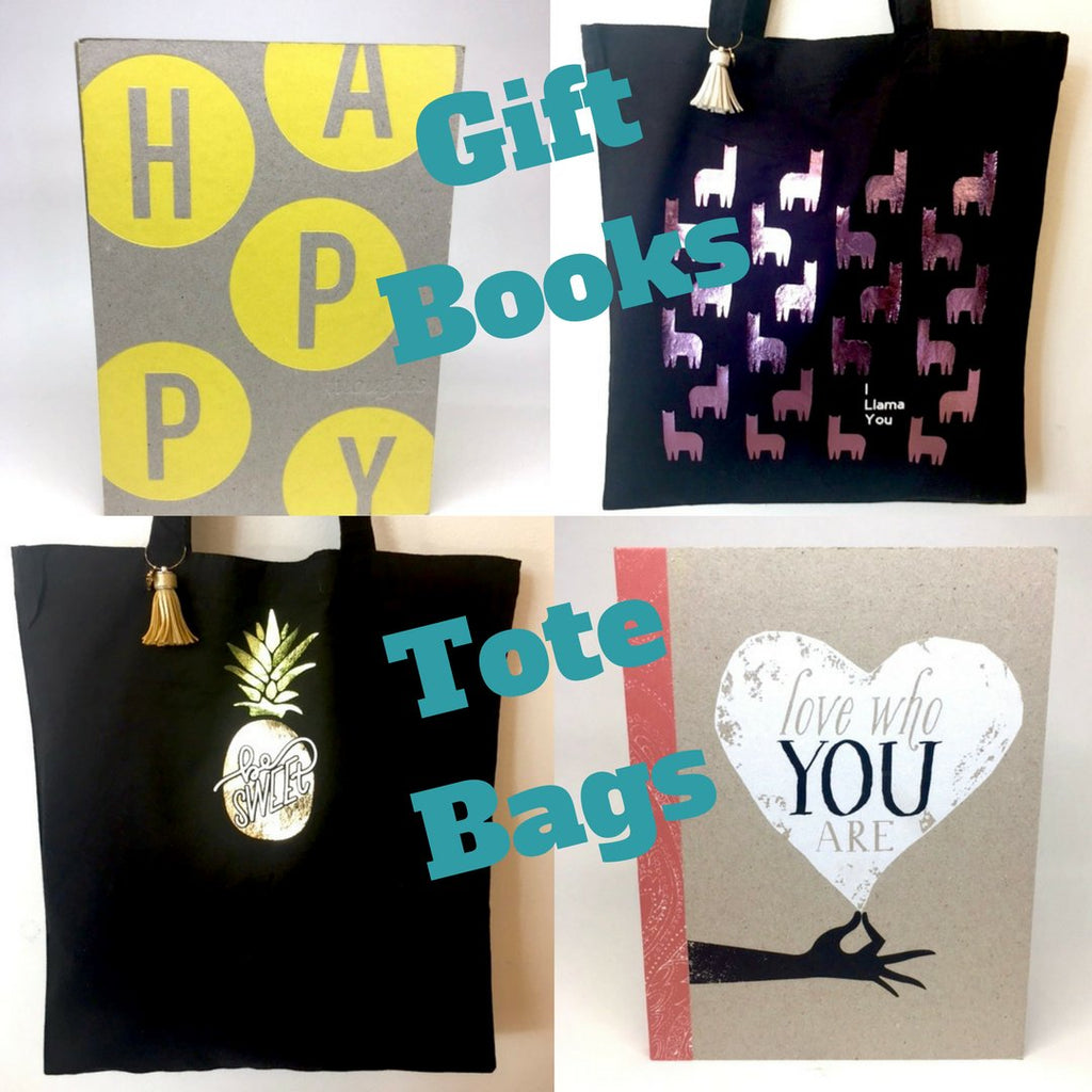 Gift Book and Tote Bags
