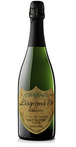 Llagrima d'Or Brut Nature Reserva Cava (case of 6)