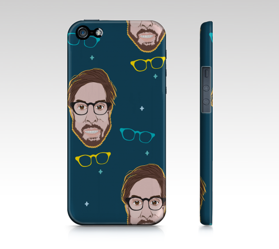 iPhone Case 5 / 5S | Stéphane by Monsieur Clown - Monsieur Clown