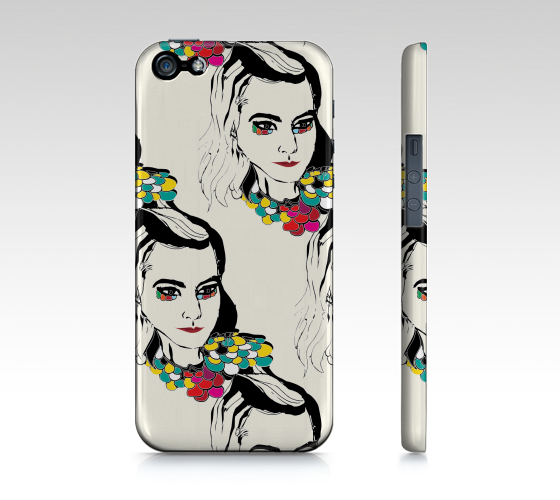iPhone Case 5 / 5S | Volta by Monsieur Clown - Monsieur Clown