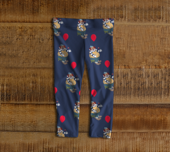 Baby Legging (2 years) | Balloon by Monsieur Clown - Monsieur Clown