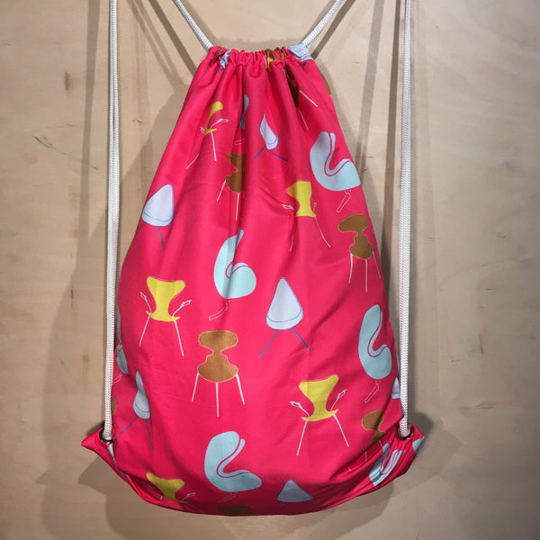 Drawstring Bag | Arns by Monsieur Clown - Monsieur Clown - 1