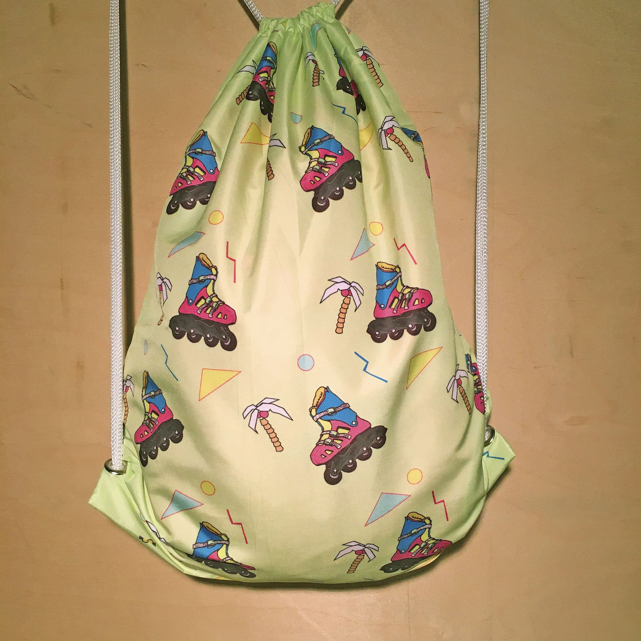 Drawstring Bag | Roller by Monsieur Clown