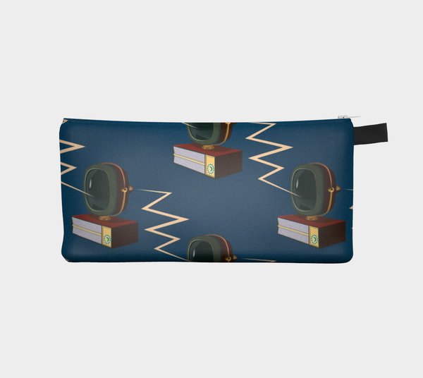 Pencil Case | TVs by Monsieur Clown - Monsieur Clown - 1