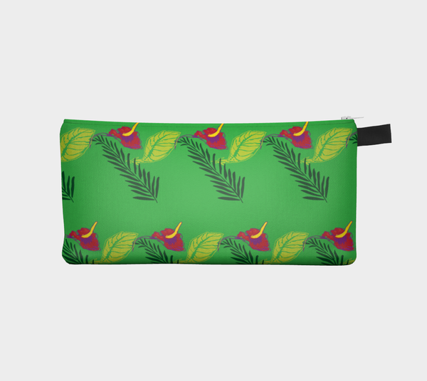Pencil Case | Anthurium by Monsieur Clown - Monsieur Clown - 1