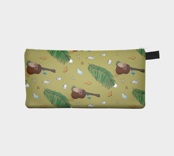 Pencil Case | Ukelele by Monsieur Clown - Monsieur Clown - 1