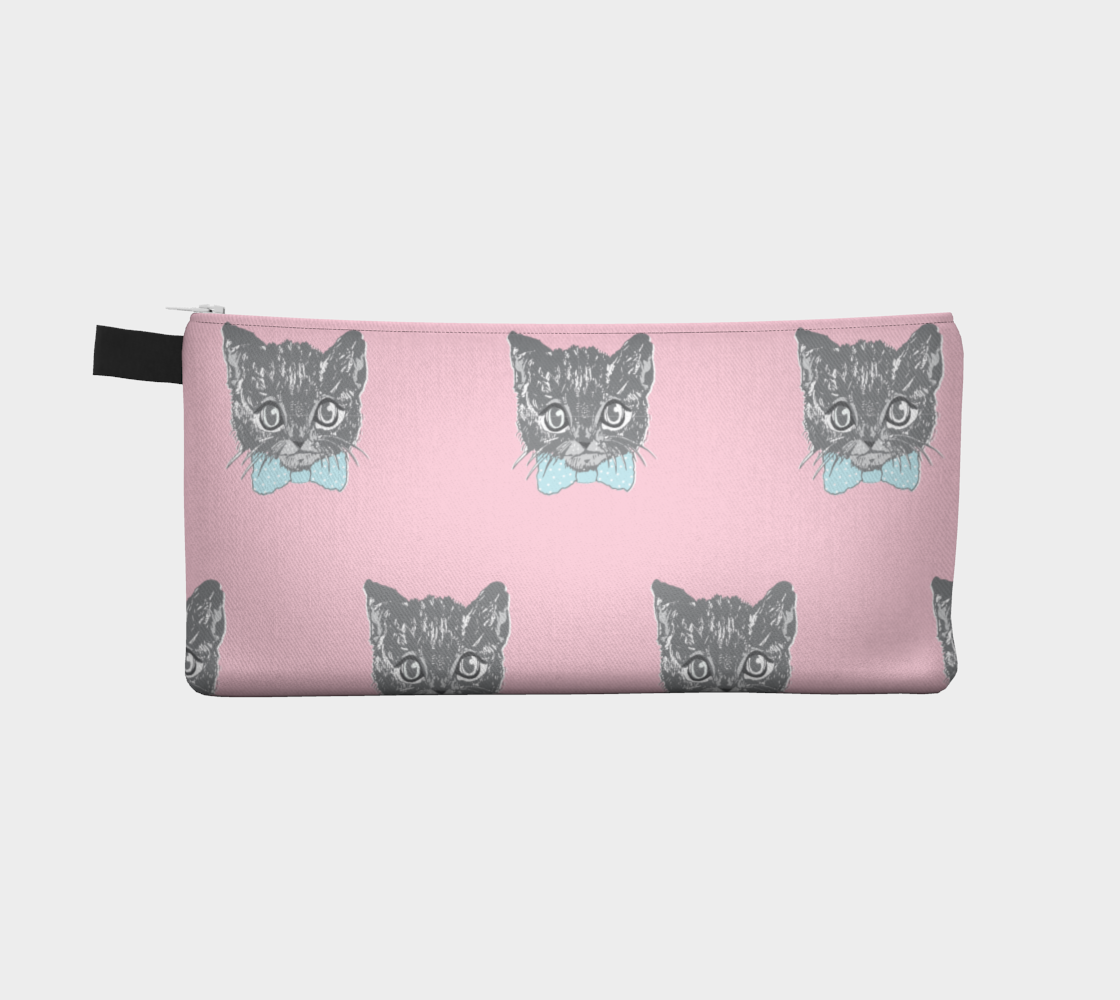 Pencil Case | Monsieur Cat by Monsieur Clown - Monsieur Clown - 2