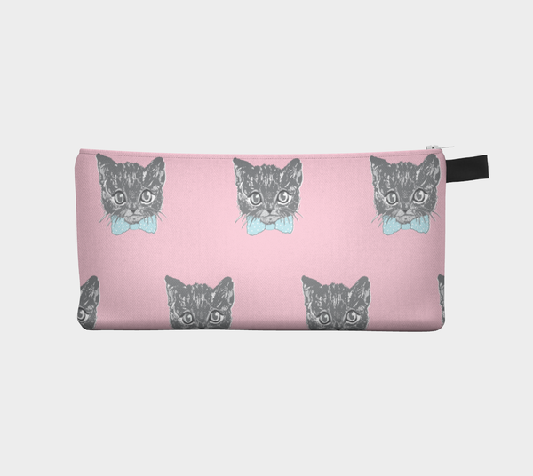 Pencil Case | Monsieur Cat by Monsieur Clown - Monsieur Clown - 1