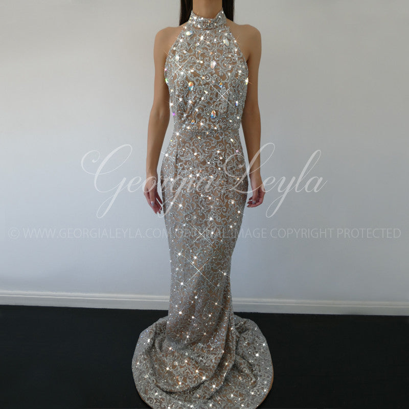 Swarovski Crystal Dress