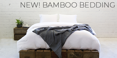 New! Bamboo Bedding