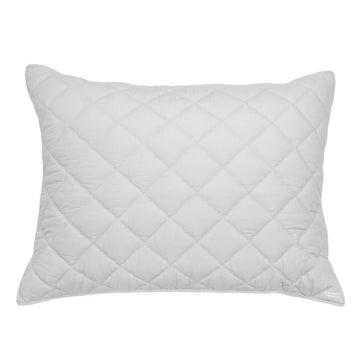 light grey grande pillow
