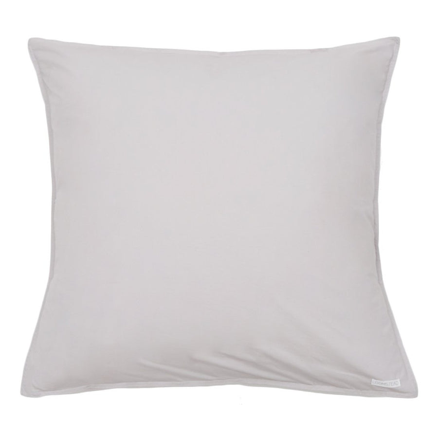 Cotton Euro Sham - 3 Colors