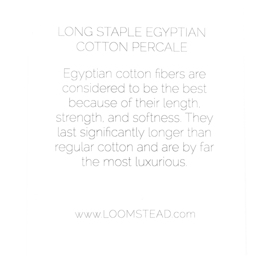 Egyptian cotton swatch