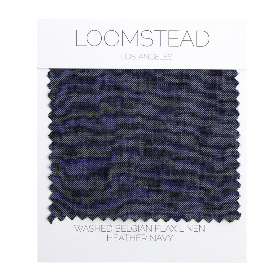 Washed Linen Swatch