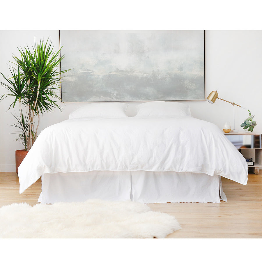 white king cotton duvet