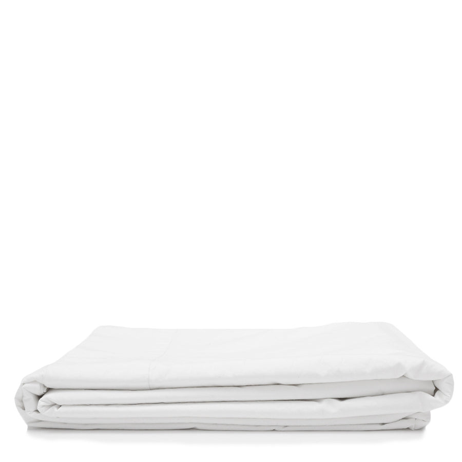 cotton flat sheet white