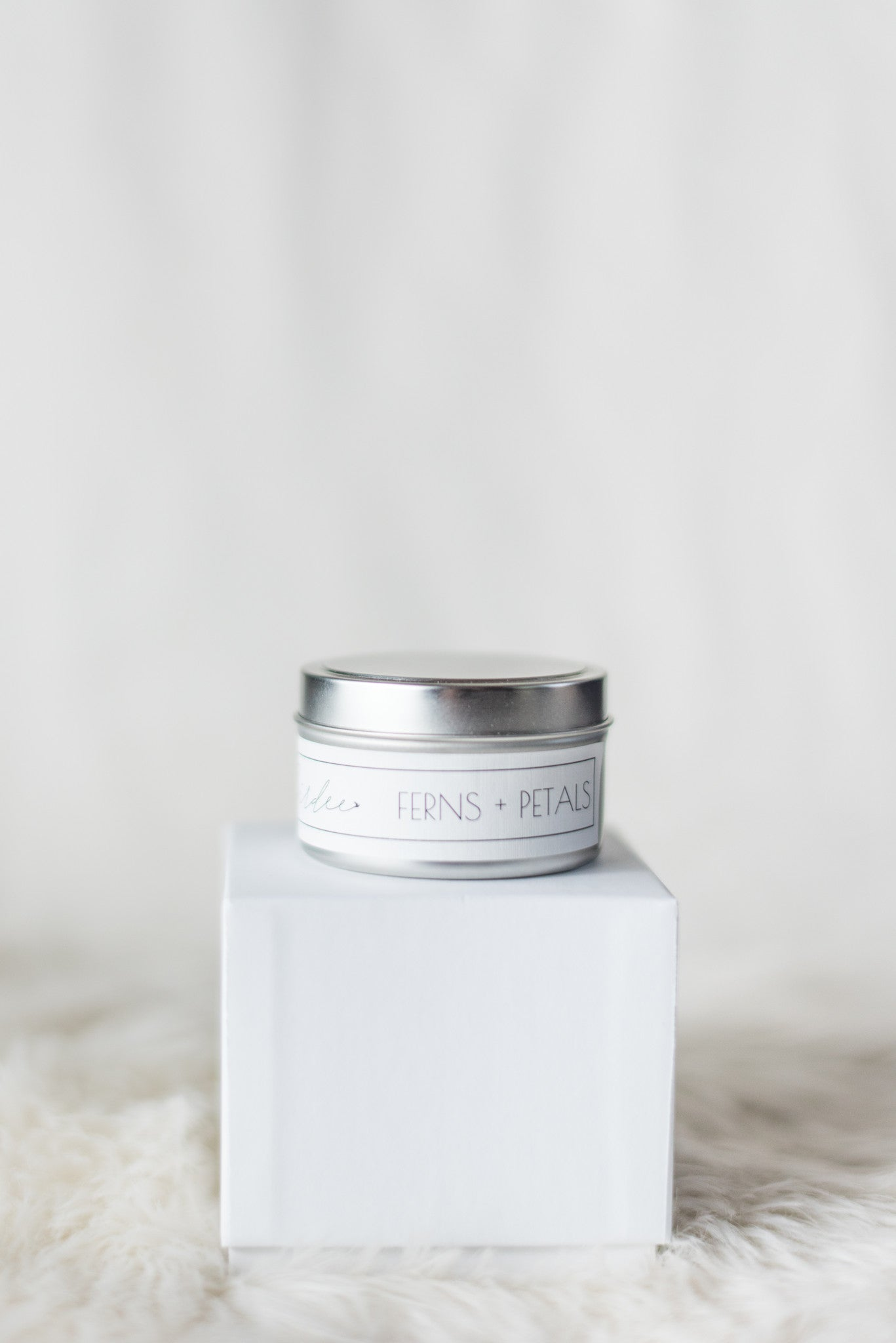 The Signature Collection Travel Candle