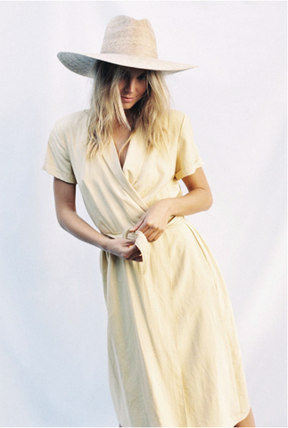 The Bondi Linen Jumpsuit