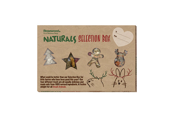 Rosewood Naturals Selection Box - Kornfri