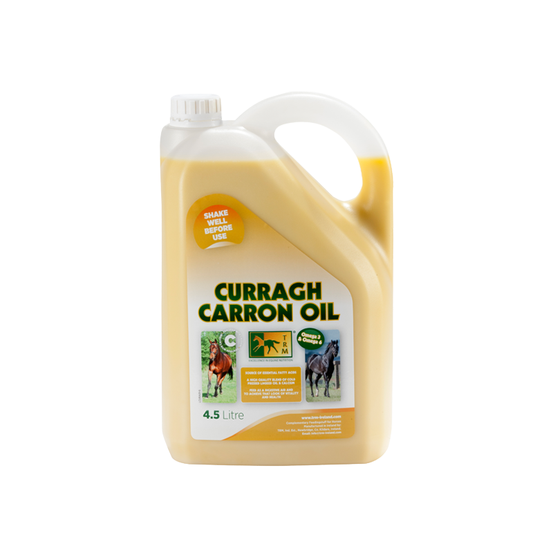 TRM Curragh Carron Oil 4,5 LTR