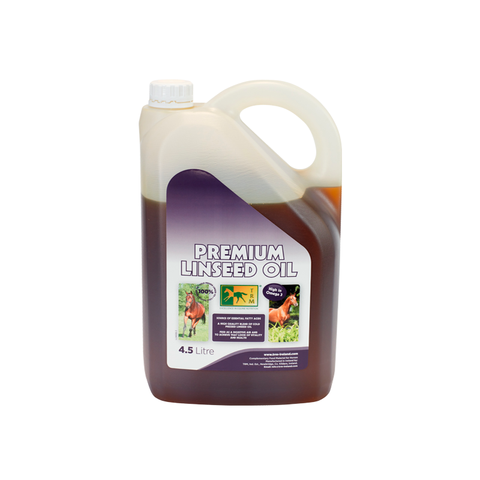 TRM Linseed Oil 4,5 LTR