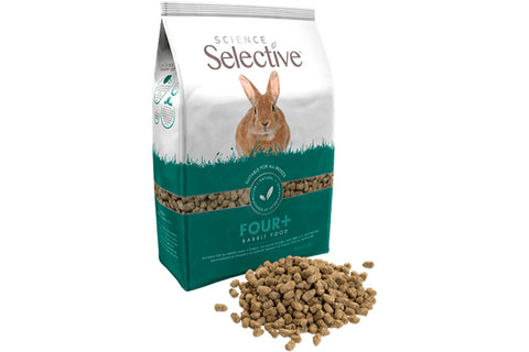 Science Selective pellets Mature, 4år+ 1,5kg. - RabbitDK