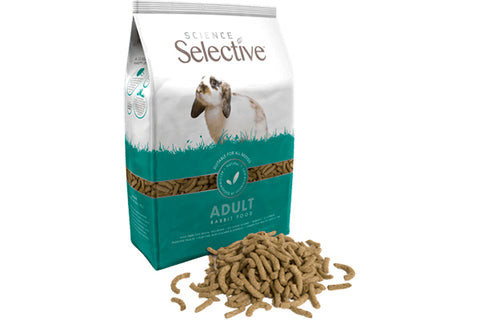 Science Selective Rabbit pellets 3kg. - RabbitDK