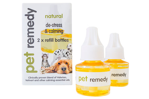 Pet Remedy beroligende Refill 2x 40 ml. - RabbitDK