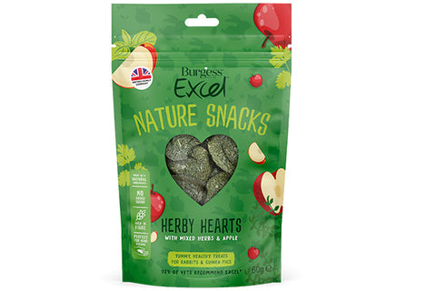 Burgess Excel Herby Hearts 60gr.