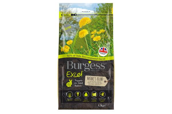 Excel natures's blend nuggets - RabbitDK