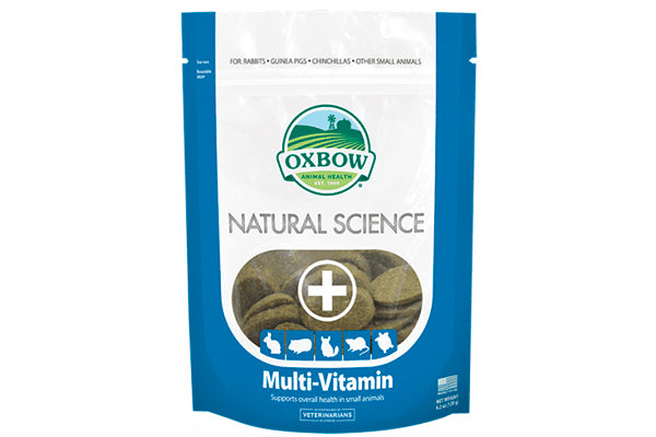 Oxbow Multi-Vitamin Support - RabbitDK