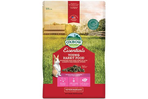 Oxbow Young Rabbit Food - 2,25kg. - RabbitDK