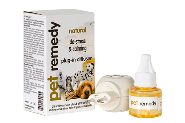 Pet Remedy beroligende duftspreder 40 ml. - RabbitDK