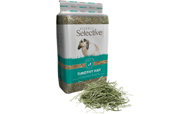 Science Selective Timothy Hay - 2 kg. - 1. slet