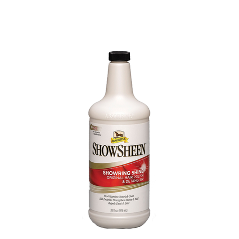 Absorbine Showsheen Hair Polish & Detangler Refill 946 ML