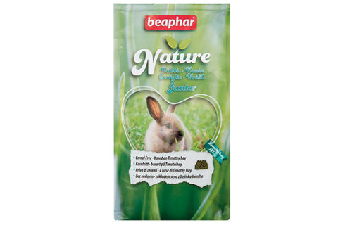 Beaphar Nature Rabbit Junior 1250 gr. - RabbitDK