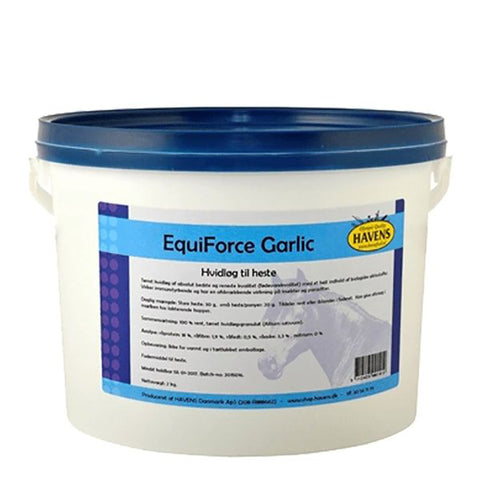 EquiForce Garlic 3 KG