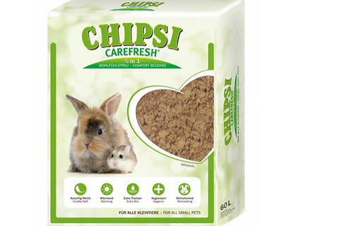 Chipsi CareFRESH Neutral - 60 litraa