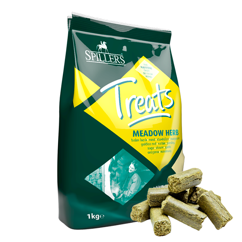 Spillers Treats Meadow Herb 1 KG
