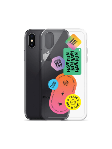 Stickers Phone Case