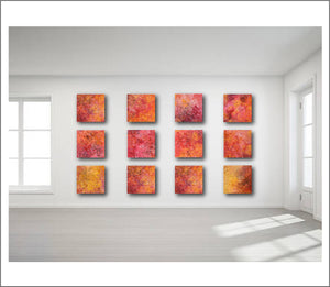 Pooling Rhapsodia Twelve Piece Commission for your home or office by #TIMHOVDEFINEART