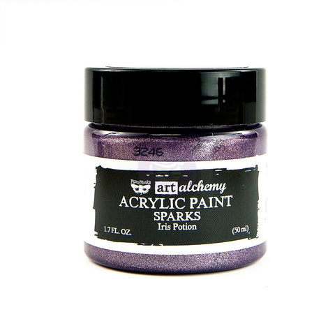 Prima Art Alchemy Sparks - Iris Potion