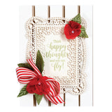 Spellbinders - Chantilly Paper Lace, Tallulah Frill