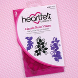 Heartfelt Creations - Classic Rose Vines Dies