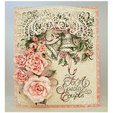 Heartfelt Creations - Decorative Medallion Die